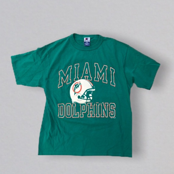 Champion Other - RARE Vintage 1993 Miami Dolphins Tee